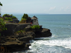 Tanah Lot secondary temple