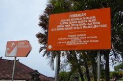 Tsunami warning!