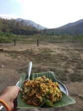 The wonderful Pad Thai!