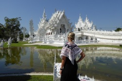The beauty of this temple is impossible to describe in one word