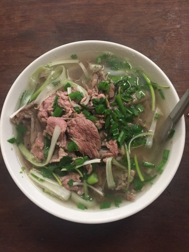 The tastiest Pho I have ever had.