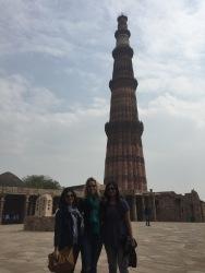 Qutub Minar!