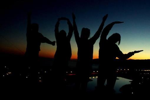 L.O.V.E. with new friends <3