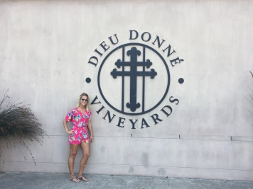 Dieu Donne Vineyards