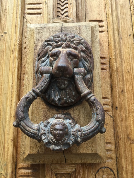 Awesome doorknob