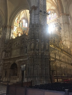 Inside The Cathedral - absolutely breathtaking!