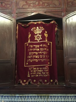 The ancient Torah!