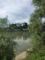 Castle onto of hilltops!