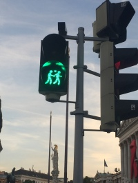 Cross walk <3