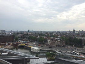 Overview of Amsterdam
